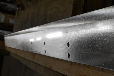 Industrial Knives for the Ice Industry