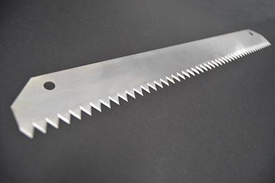 Serrated Packaging Blade