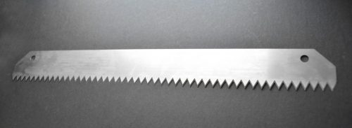 Cryovac 414mm Serrated Packaging Knives And Blade Manufacturer And Supplier