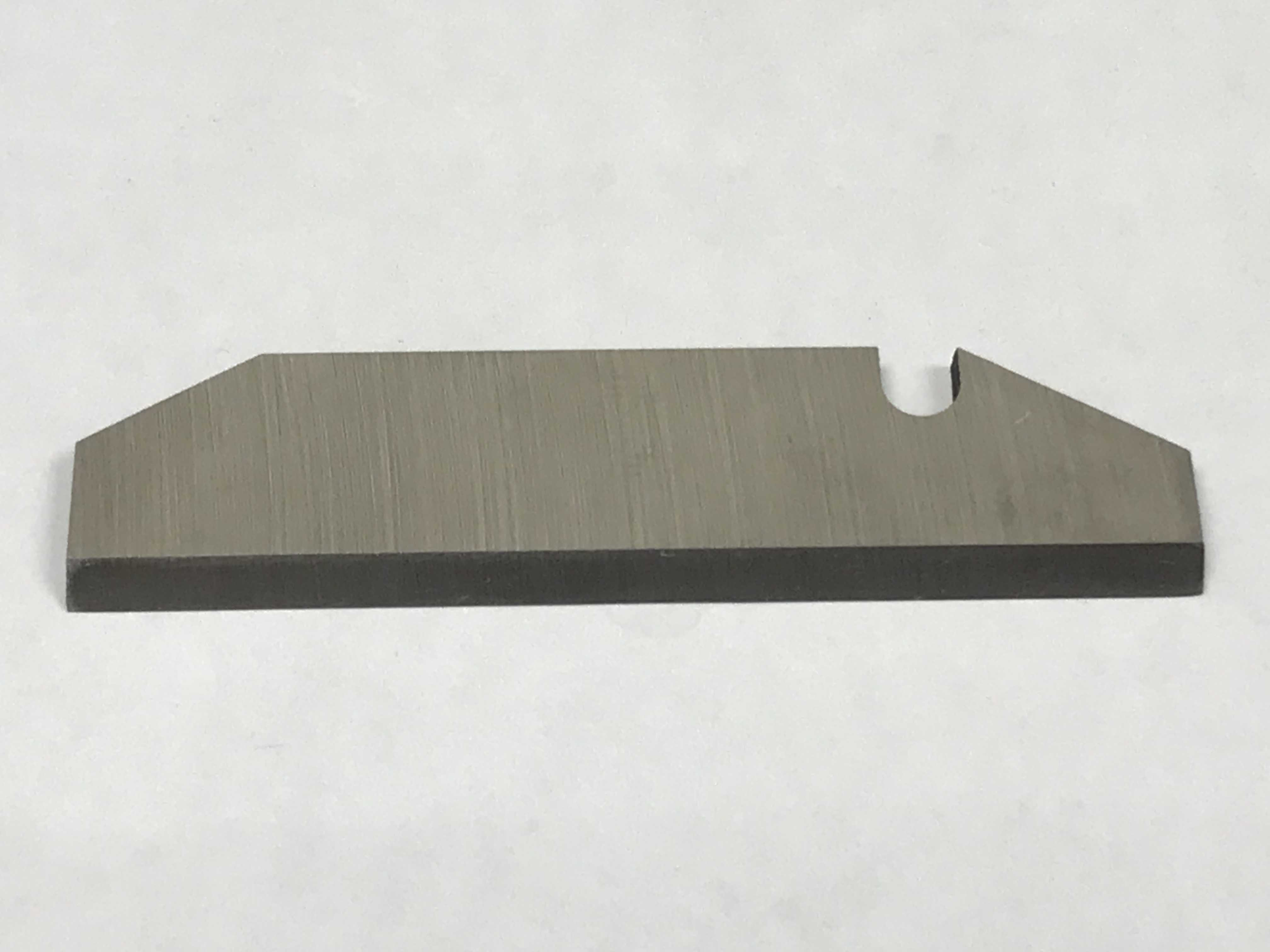 OEM Weiler stainless steel replacement meat grinder blade