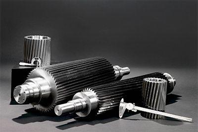 Helical Pelletizer Rotors