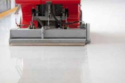 zamboni ice resurface machine
