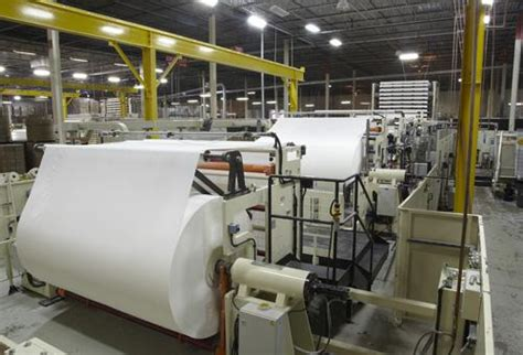 Slitting and Converting Industry